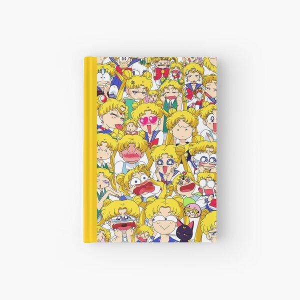 Usagis Gesichter Notizbuch