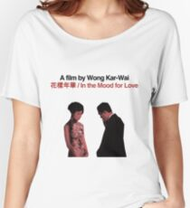 IN THE MOOD FOR LOVE // WONG KAR-WAI Women's Relaxed Fit T-Shirt