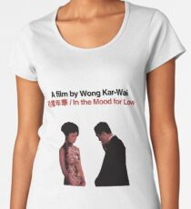 IN THE MOOD FOR LOVE // WONG KAR-WAI Women's Premium T-Shirt