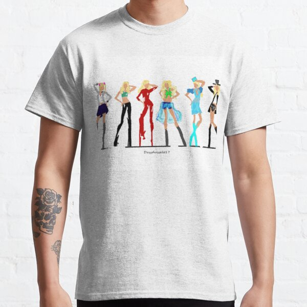 Britney Spears - C'est Britney Bitch T-shirt classique