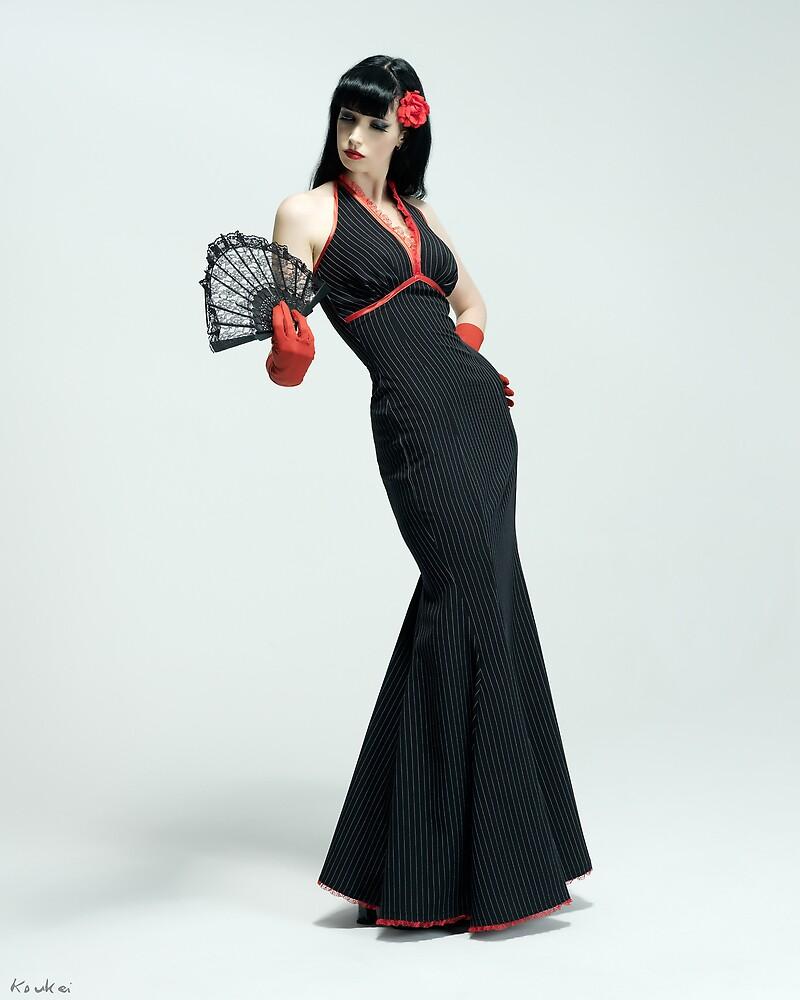 Samantha Fashion Doll by Samantha Doll