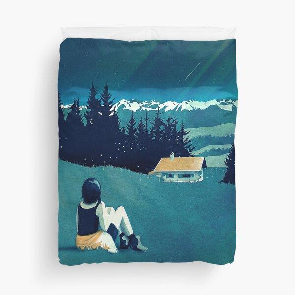 Magical Solitude Duvet Cover