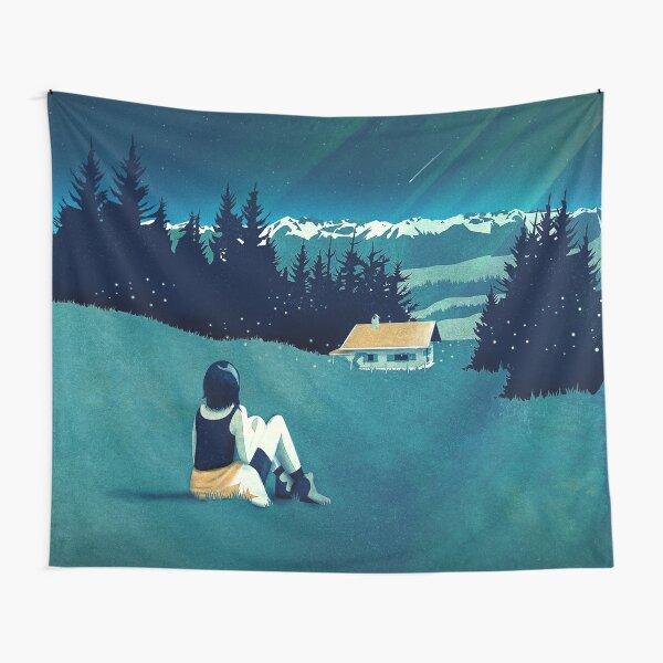 Magical Solitude Tapestry