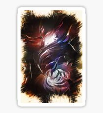 League of Legends DARK STAR ORIANNA Sticker