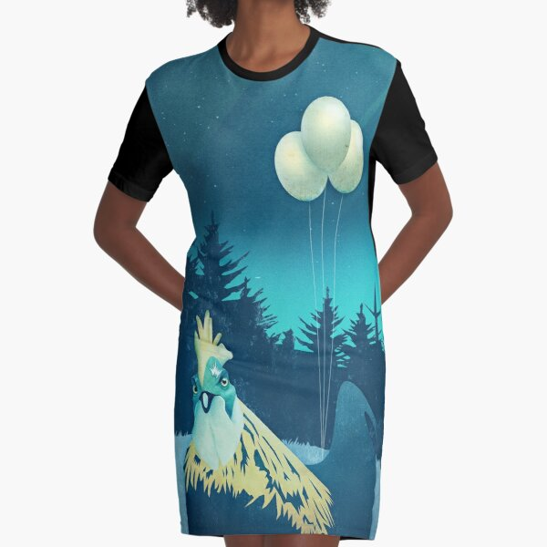 What the Hegg?! T-Shirt Kleid