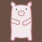 Pig by whatsandramakes