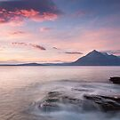 Elgol. Sunset Cloud. Isle of Skye. Scotland. by PhotosEcosse