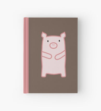 Pig Hardcover Journal