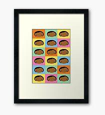Yummi Love Mix Framed Print