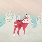 oh deer, what the bug?! von schwebewesen