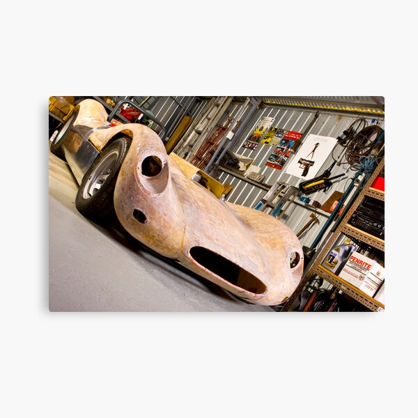 The Williams Project Canvas Print