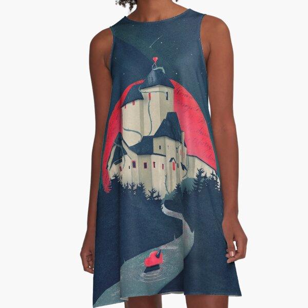 Tarabas A-Linien Kleid