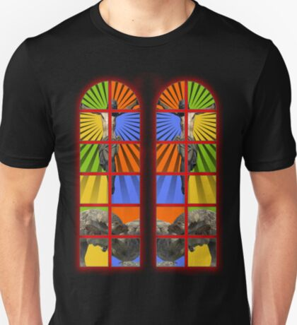 Pained Glass T-Shirt