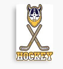 Hockey Sports Canvas Print