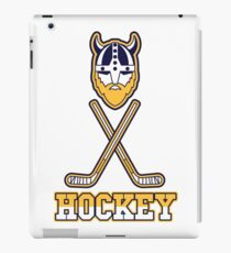 Hockey Sports iPad Case/Skin