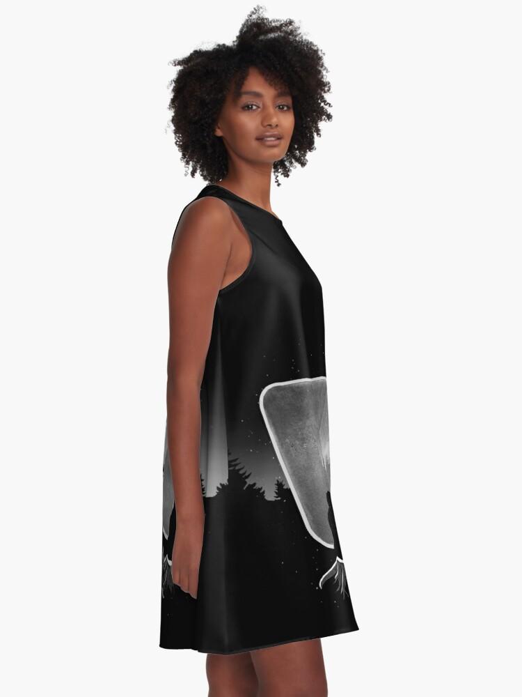 Alternative Ansicht von For your Pleasure A-Linien Kleid