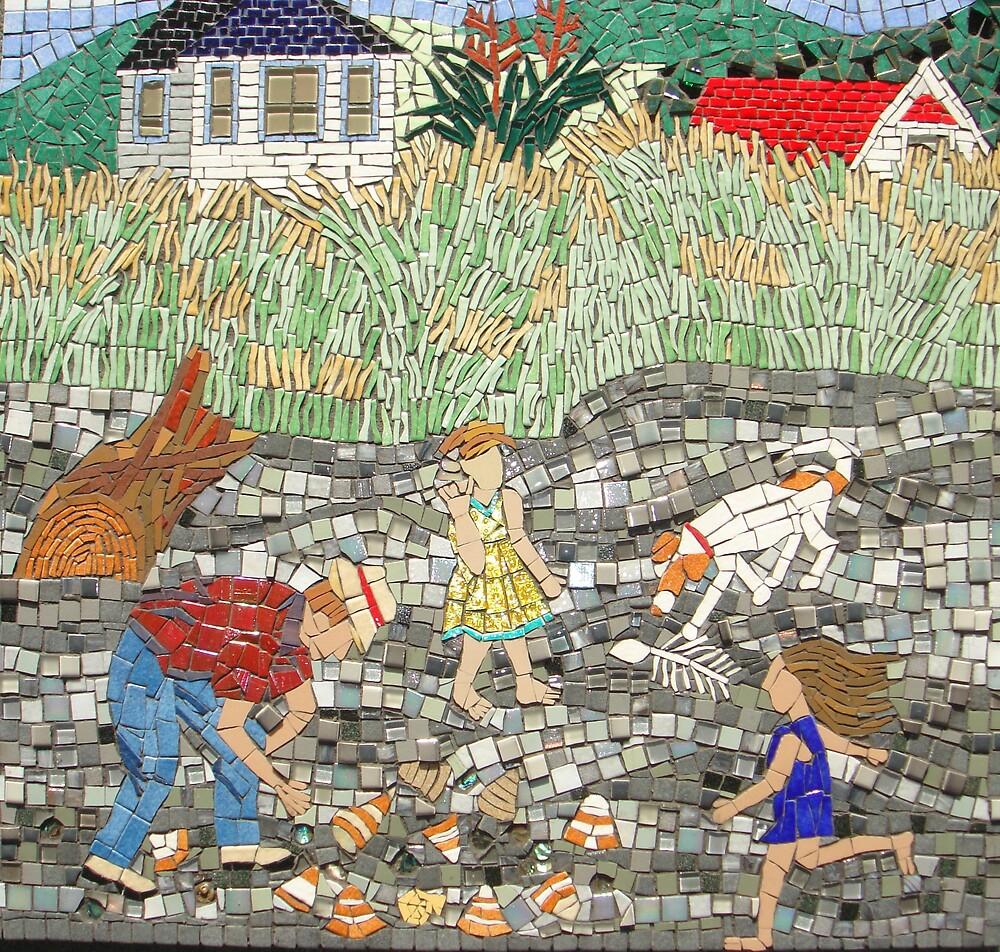 Treasure Seekers by mosaica