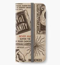 Sanity iPhone Wallet/Case/Skin