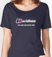 Kasabian - Bless This Acid House Women's Relaxed Fit T-Shirt
