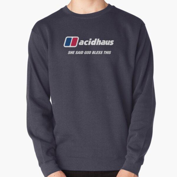 Kasabian - Bless This Acid House Pullover Sweatshirt