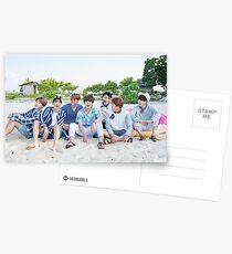 BTS Postkarten
