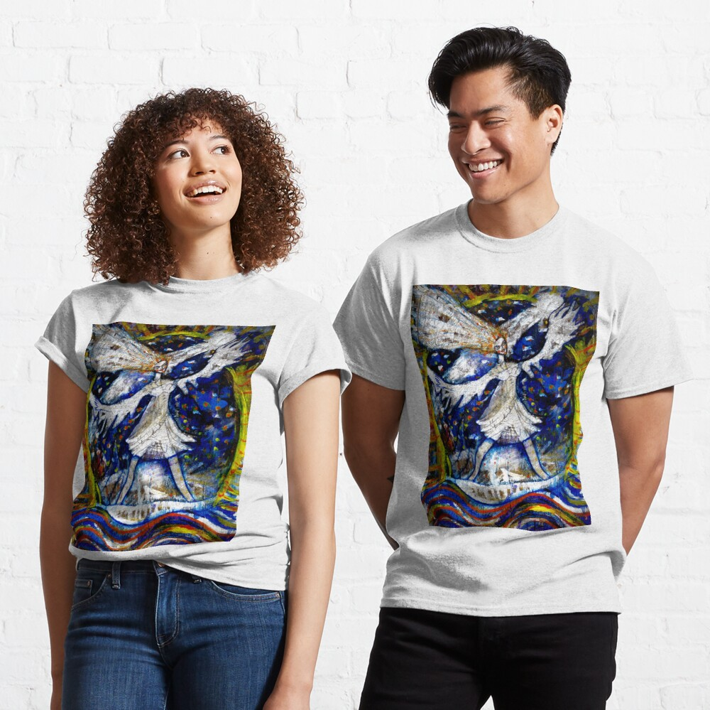 La Dama Viento Classic T-Shirt