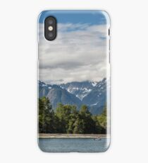 Baker Lake iPhone Case