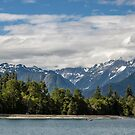 Baker Lake by Jim Stiles
