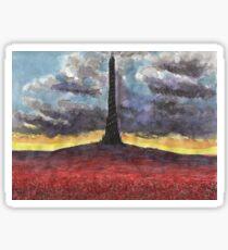 The Dark Tower Sticker