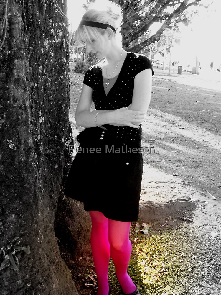 Pink by Renee Matheson