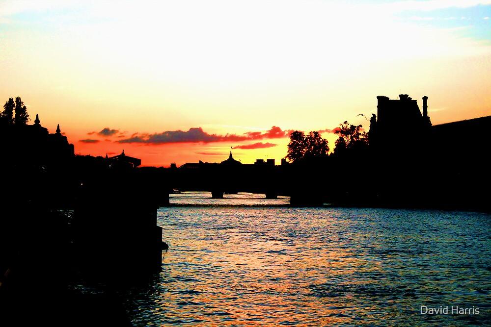 An evening in Paris by David Harris