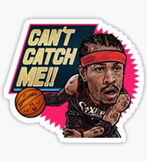 The Answer Sixers Sticker