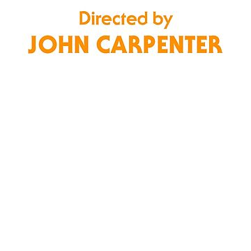 Halloween | Directed by John Carpenter by directees