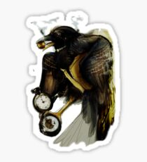 Thief of Time Sticker