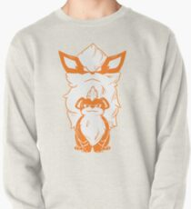 From Growlithe to Arcanine Pullover
