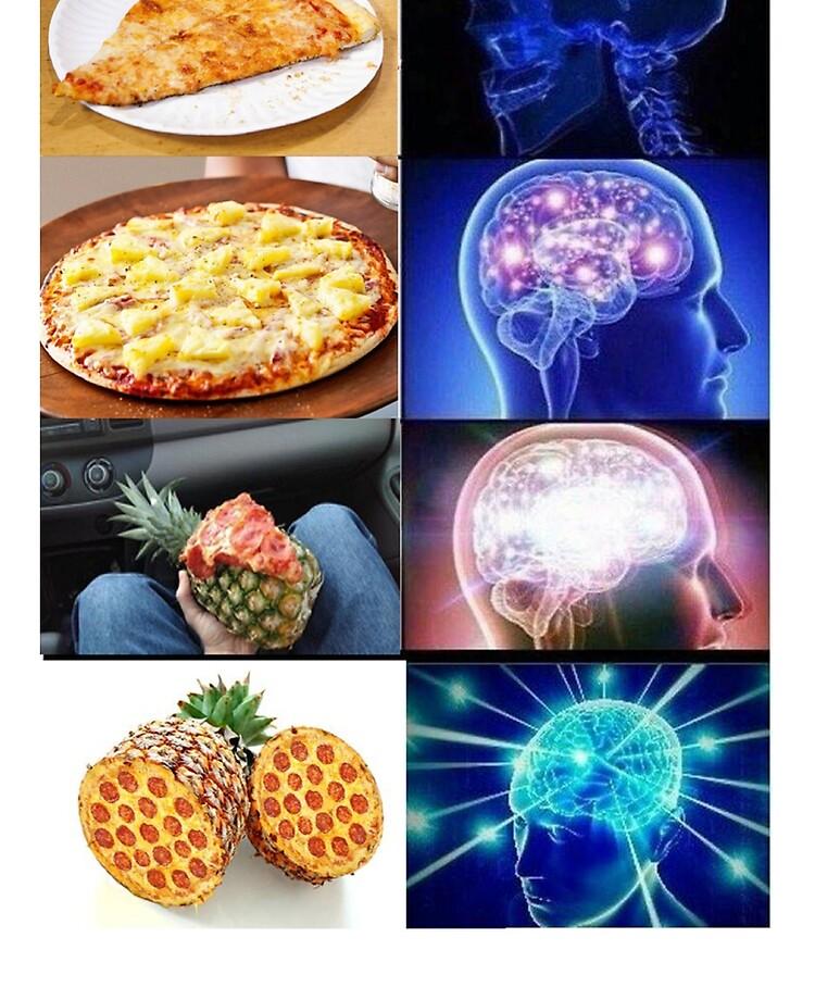 Galaxy Brain Meme Template