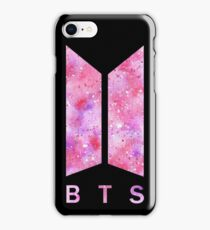 BTS - Raspberry Black Ver. iPhone Case/Skin