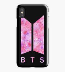 BTS - Raspberry Black Ver. iPhone Case/Skin