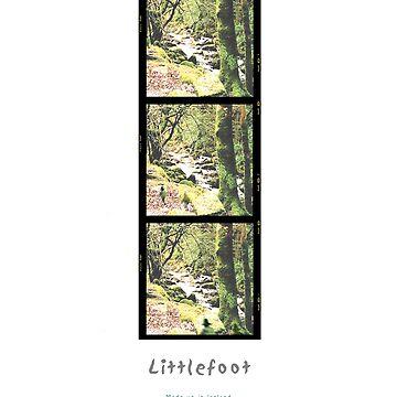Littlefoot by stevenhope