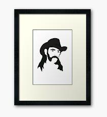 Lemmy Motorhead Framed Print