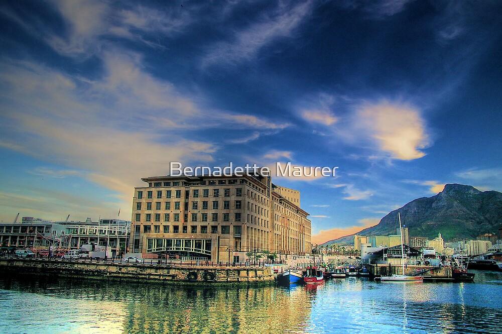 Waterfront by Bernadette Maurer