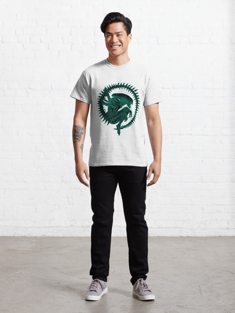 Alternate view of Alien. Classic T-Shirt