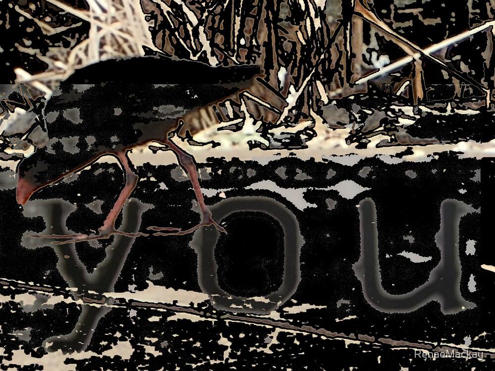 You Black Bird by RenaeMackay