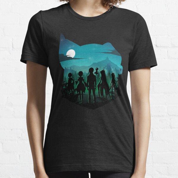 Pack Silhouette T-shirt essentiel