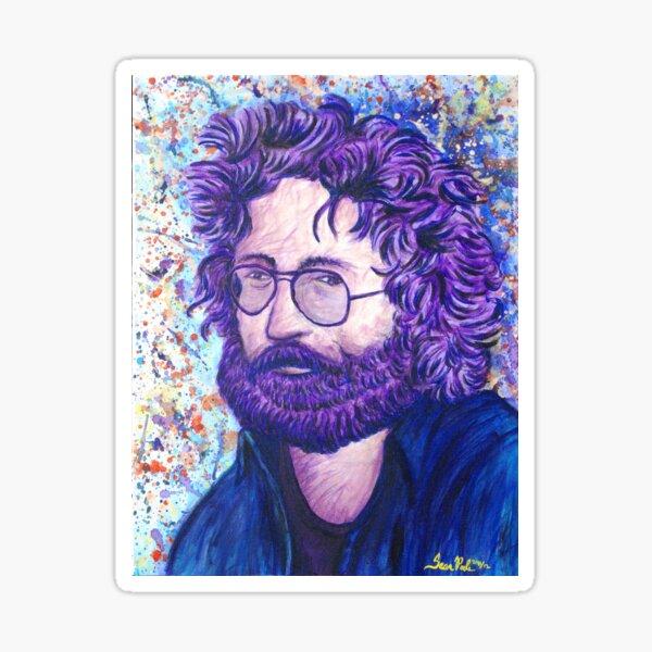 Jerry Garcia  Sticker