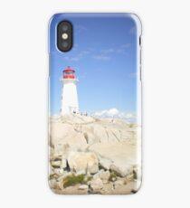 Peggy's cove, Nova Scotia, Canada iPhone Case/Skin
