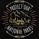 National Parks by RonanLynam
