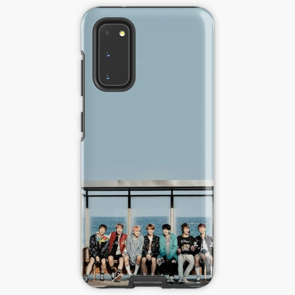 BTS Birthday Card Samsung Galaxy Tough Case