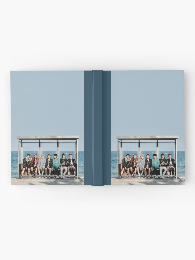 Alternate view of BTS Birthday Card Hardcover Journal