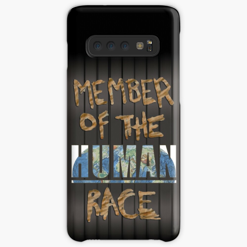 Human Race Case & Skin for Samsung Galaxy